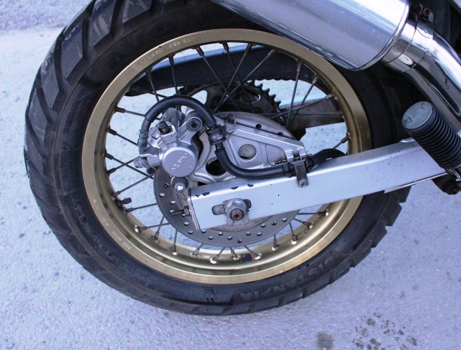 Honda Xl 600v Transalp 1999 Glomstad Motor