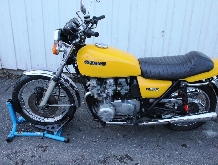 Veteran motorsykkel årsavgift