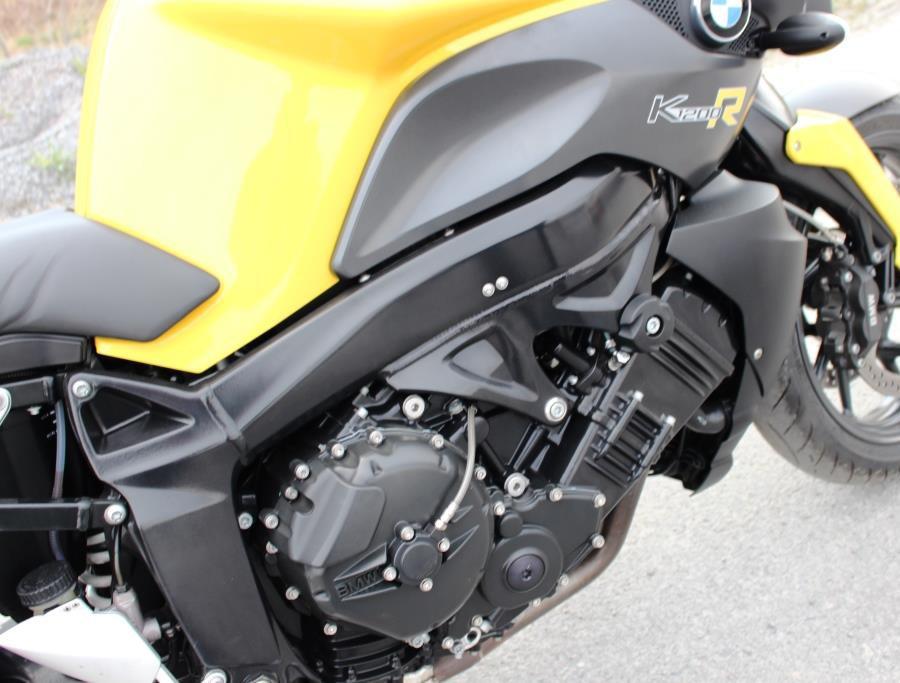 Bmw K1200 R Meget Pen Glomstad Motor