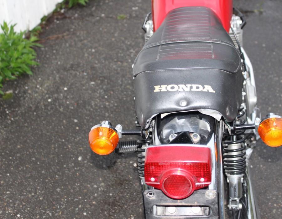 Honda Cb400 F 1976 Glomstad Motor