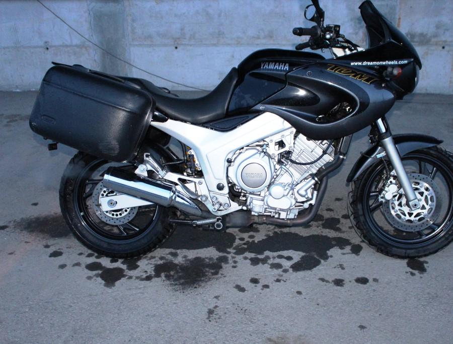 Yamaha Tdm 850 2000 Glomstad Motor