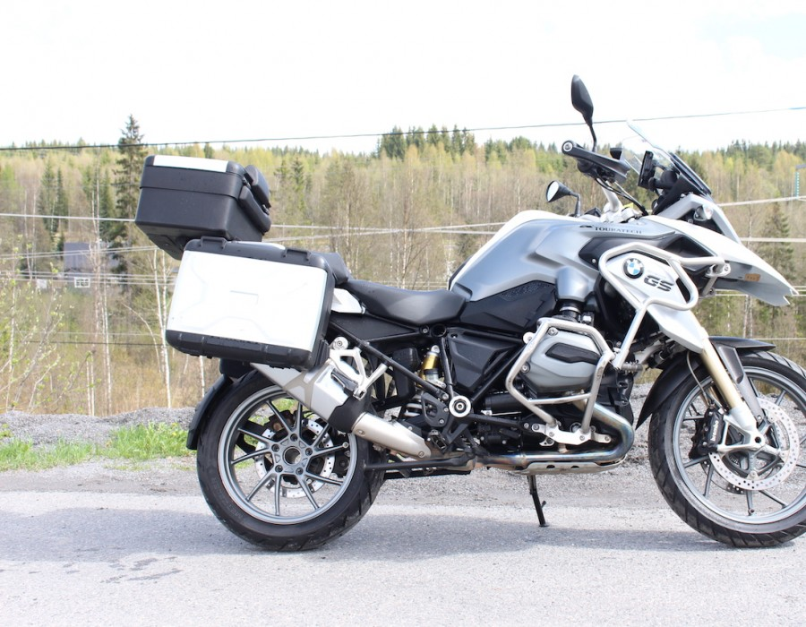 Bmw R1200gs Lc 2015 Glomstad Motor